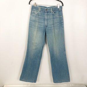 Levi's vintage 70's jeans movin' on 31 /30